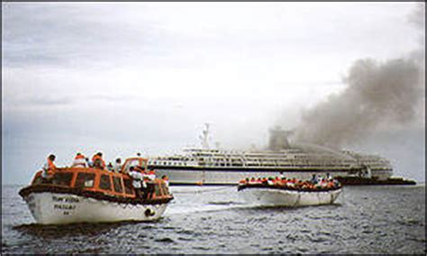 Ten Years Of Cruise Ship Fires - Has The Cruise Industry Learned Anything?  Cruise Law News