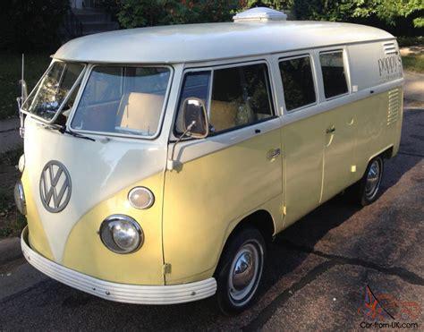 1963 Volkswagen Bus / Vanagon Type 2