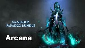 Manifold Paradox Phantom Assassin Arcana Dota 2 YouTube