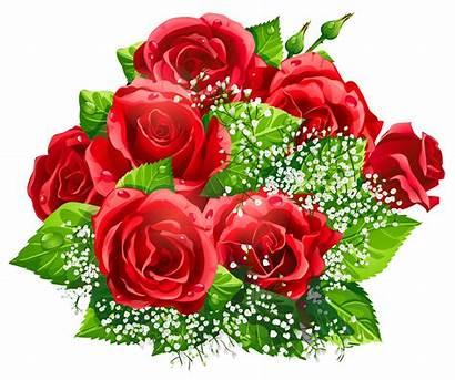 Roses Clipart Rose Bouquet Clip Flowers Flower