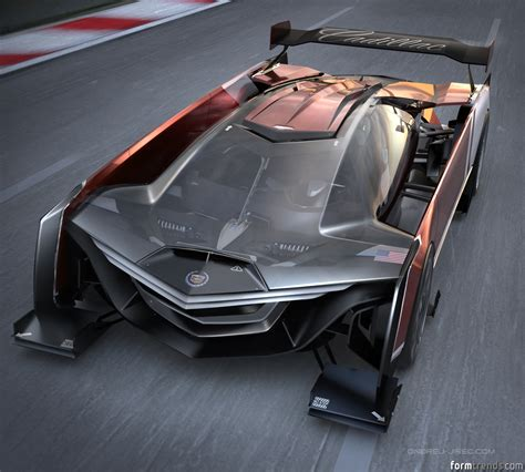 Cadillac Mid Engine by We Rendered A Mid Engine Cadillac Page 2