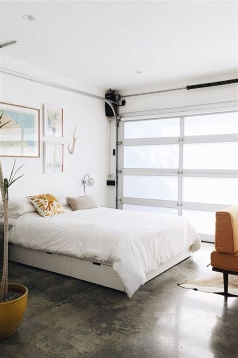 garage turned into bedroom 16 garage conversion ideas pictures 15375   13d87e60c812985459a042113a0092ef