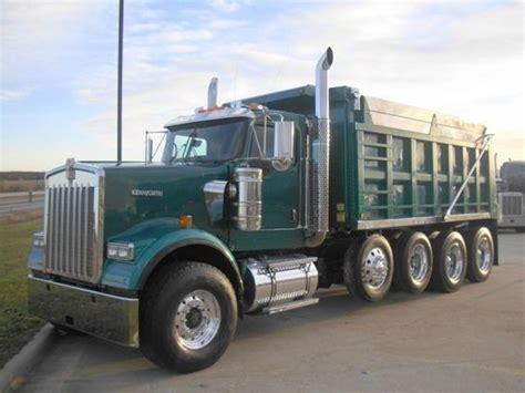 all kenworth trucks kenworth dump trucks http www nexttruckonline com trucks