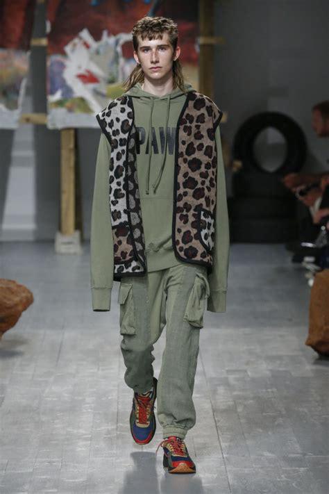 London Fashion Week Men's Ss 2019 Day One Trend Ftrend