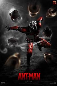 ANT-MAN - Fan Made Movie Poster — GeekTyrant