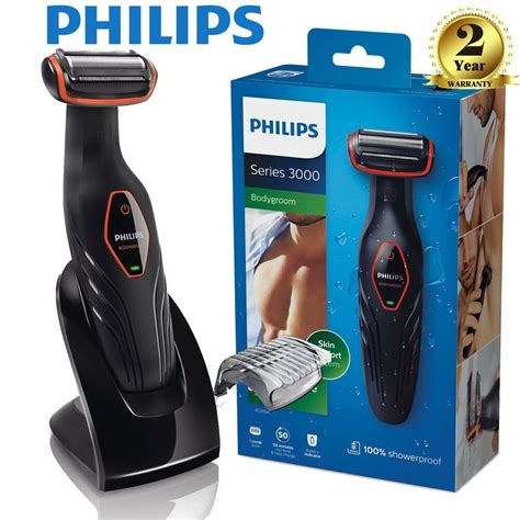 philips bg body hair clipper trimmer shaver waterproof grooming