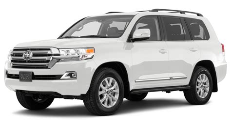 2017 Toyota Land Cruiser Reviews, Images, And