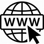 Website Web Visit Wide Icon Internet Icons