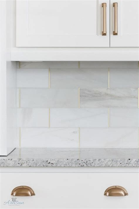 marble subway tile kitchen backsplash 14 white marble kitchen backsplash ideas you ll love