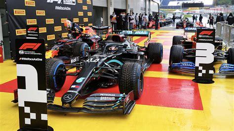 2020 Styrian Grand Prix qualifying: Hamilton leaves the ...