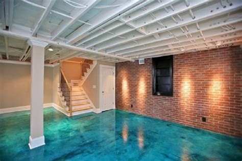 best basement floor paint a new of basement floor homesfeed