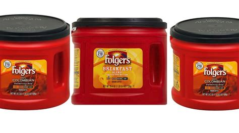 There are 91 folgers coffee for sale on etsy, and they cost 16,72 € on average. Folgers Ground Coffee, 24.2 oz Only $3.41 Shipped (Regular $7.46)!