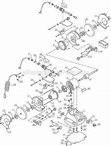 Black And Decker Bt3500 Parts List And Diagram