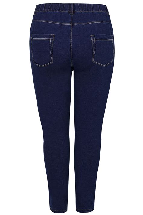 D Link Best Buy Indigo Ultimate Comfort Best Friend Jeggings Plus Size 16