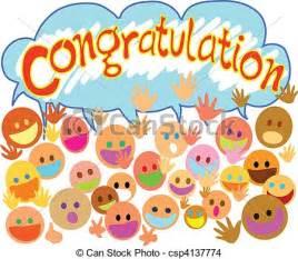Free Congratulations Clip Art