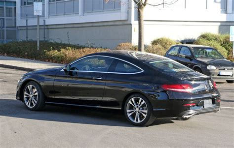 Mercedes C Class Coupe Picture by 2018 Mercedes C Class Coupe Picture 698921 Car