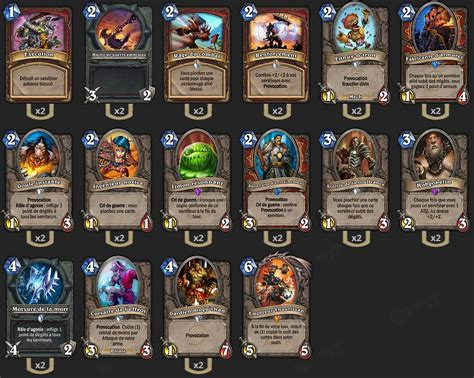 Hearthstone Taunt Deck 2017 by Top Combo Taunt Decks Wallpapers