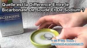 Décapant Bicarbonate De Soude : quelle est la diff rence entre le bicarbonate de soude et ~ Dailycaller-alerts.com Idées de Décoration