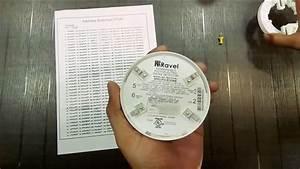 Ravel Addressable Smoke Detector  Re 317 D