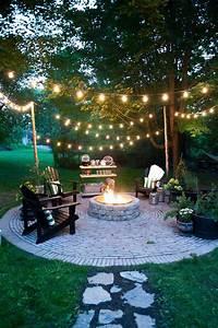 Eclairage Exterieur Jardin : guirlande ampoule pour eclairage exterieur dans petit ~ Melissatoandfro.com Idées de Décoration