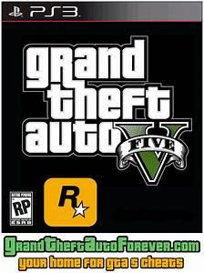 GTA 5 Cheats For PS3 - PS4 - GTA V Cheats Database