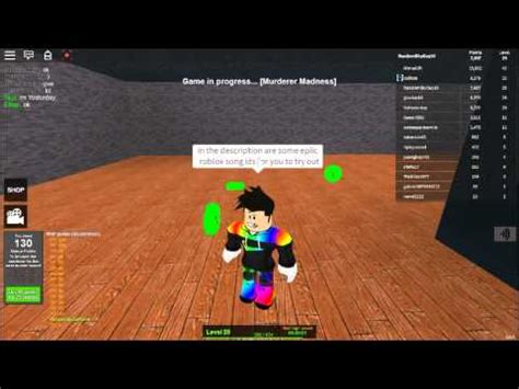 roblox  epic song ids      youtube