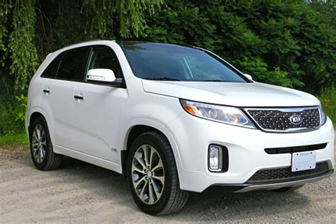 2014 Kia Sorento Review by 2014 Kia Sorento Sx Review Toronto