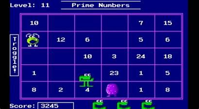Play Games Dos Covertly Number Munchers Flyers