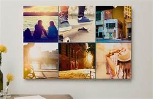 Fotos Als Collage : fotocollage auf leinwand forex alu dibond ~ Markanthonyermac.com Haus und Dekorationen