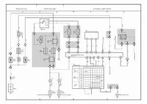 Toyota Kluger Wiring Diagram