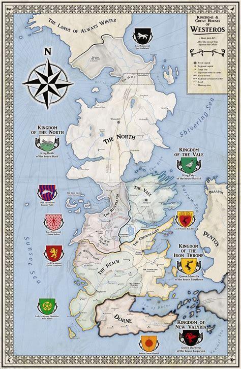 alternative map  westeros game  thrones  zalringda