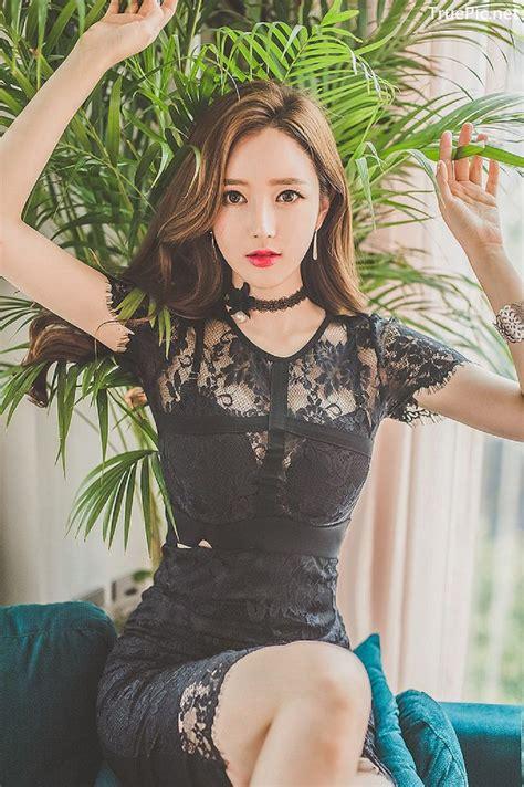 Lee Yeon Jeong Indoor Photoshoot Collection Korean Fashion Model Part 11