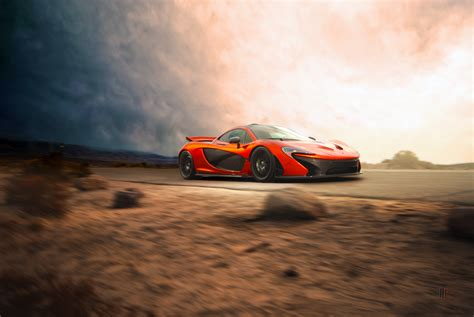 Mclaren P1 4k Ultra Hd Wallpaper And Background Image