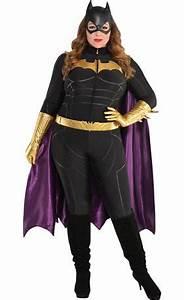 Adult Batgirl Costume Plus Size - Batman - Party City