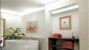 Bad Deckenbeleuchtung Led : die 25 besten ideen zu indirekte deckenbeleuchtung auf pinterest beleuchtung decke wohnwand ~ Markanthonyermac.com Haus und Dekorationen