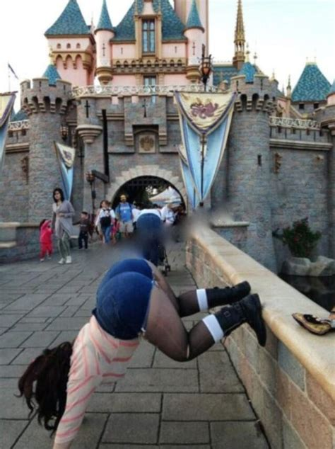 Park Fails by At Disney World Not For Amusement