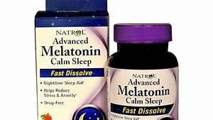 Liquid Melatonin Side Effects