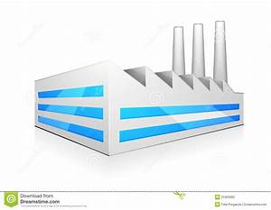 Factory Illustration Stock Photography - Image: 31963082