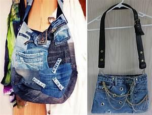Comment Faire Un Sac : comment faire un sac en jean patrons gratuits tutos et id es de d co ~ Melissatoandfro.com Idées de Décoration
