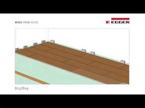 Laminaat Van Egger Youtube egger laminaat met just clic verbinding plaatsen youtube