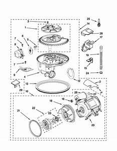 Kenmore Elite Dishwasher 665 Won U0026 39 T Start Cycle