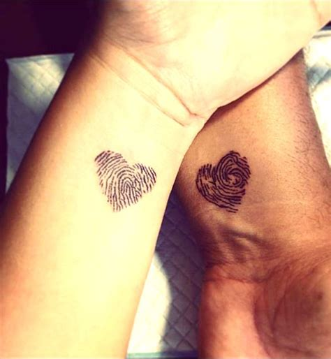 tatouage couple commun couronne