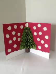 janet s crafts 3d christmas card
