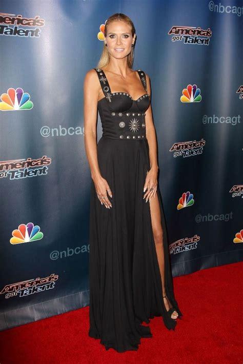 Splurge Heidi Klum America Got Talent Season Live