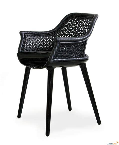 modern chair cyborg elegant wicker magis walls interiors