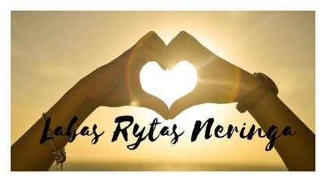 Labas Rytas Neringa! - YouTube