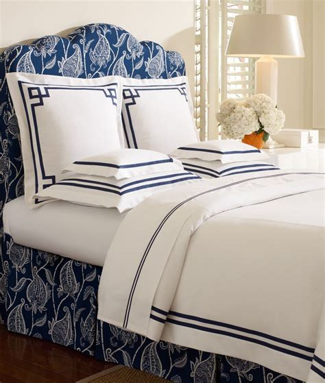 Guest Bedroom Bedding by Bedding Textiles Guest Bedroom Navy And White Somerset
