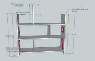 Simple Plans To Build A Dollhouse Placement by White Dollhouse Bookcase Diy Projects