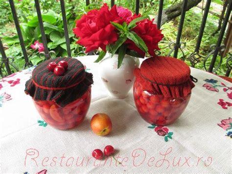 compot de nectarine
