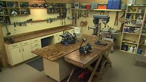 How to Design the Perfect Workshop Today's Homeowner